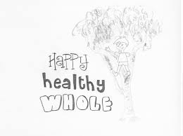 happy healthy whole